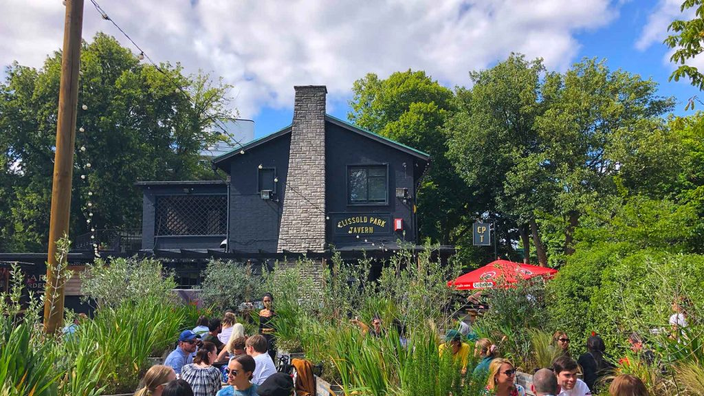 36 Places to Drink Outside in London 5
