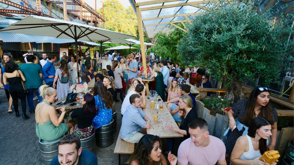 36 Places to Drink Outside in London 18