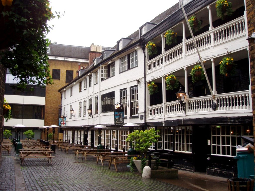 36 Places to Drink Outside in London 12