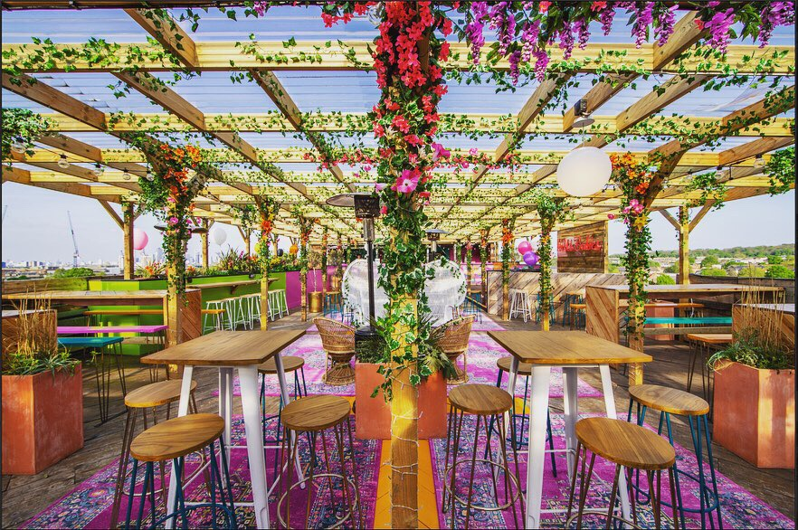 36 Places to Drink Outside in London 4