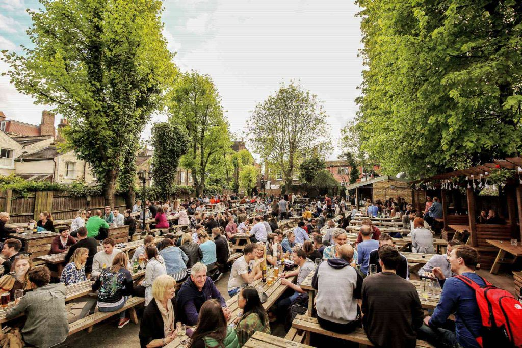 36 Places to Drink Outside in London 8
