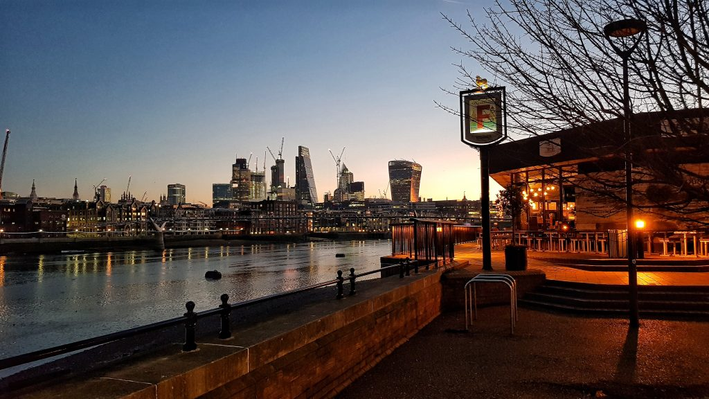 36 Places to Drink Outside in London 9