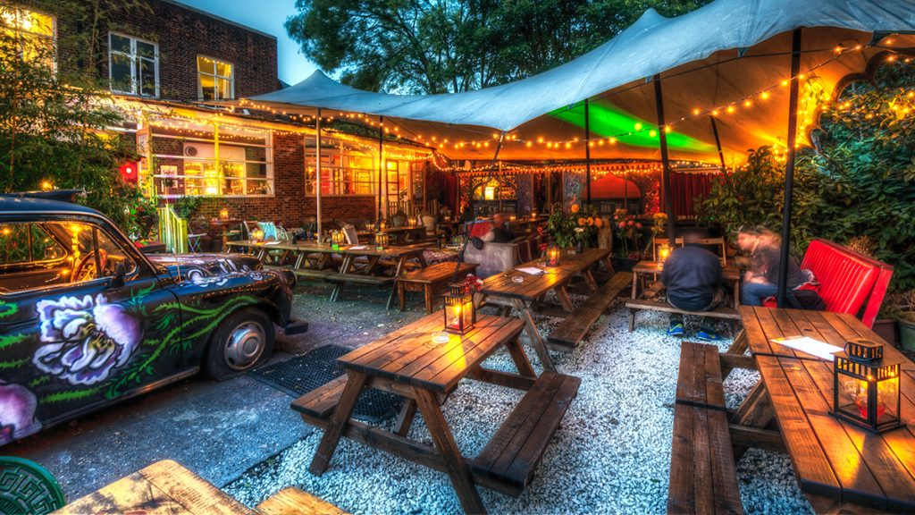 36 Places to Drink Outside in London 17