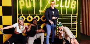 WIN a crazy golfing experience at Putt Club Docklands!