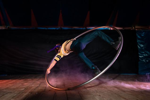 Revel Puck Circus