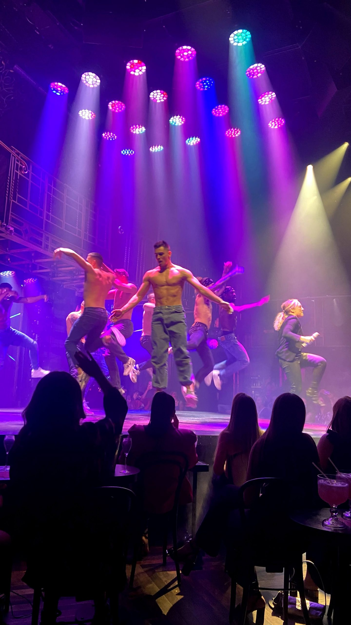 Magic Mike Live - Review - ★★★★ 3