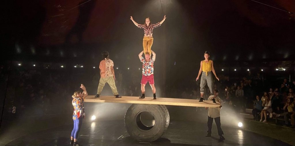 Revel Puck Circus - The Wing Scuffle Spectacular - Review – ★★★★★ 2
