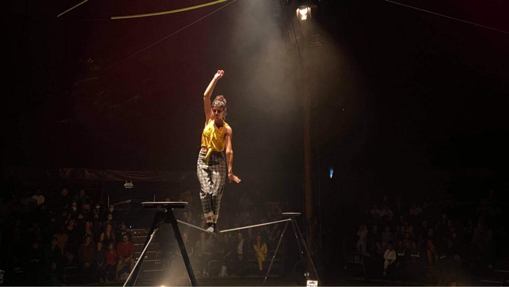 Revel Puck Circus - The Wing Scuffle Spectacular - Review – ★★★★★ 1