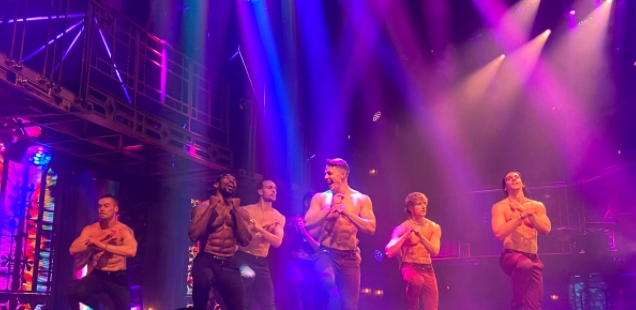 Magic Mike Live - Review - ★★★★
