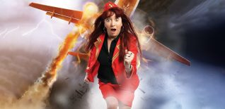 Susan Murray: How Not to Die in a Plane Crash - Review – ★★★½