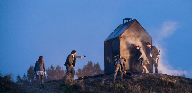 GDIF: Blue Remembered Hills by De Roovers - Review – ★★½