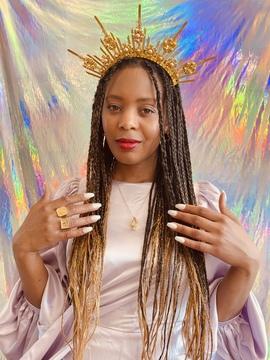 Interview: Jeweller Kassandra Lauren Gordon on Launching Her Podcast for Black Creatives 1